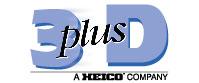 3D PLUS USA Logo