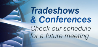 Visit HEICO at the next Tradeshow