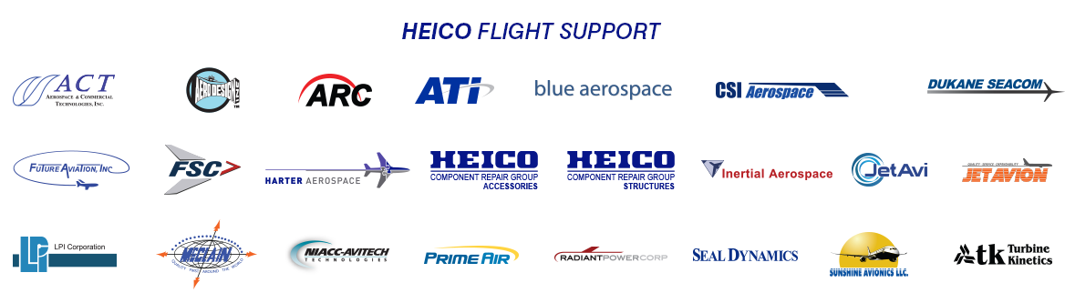 Flight Support Logos