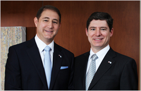 HEICO Co-Presidents: Victor and Eric Mendelson